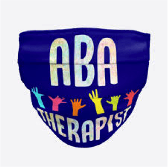 ABA Therapist mask
